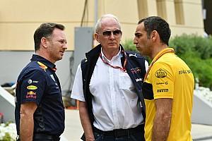 Formel 1 News Motor haltbar: Renault gibt ab Schanghai mehr Leistung frei