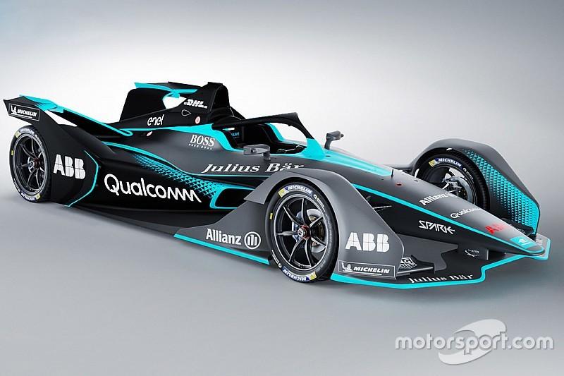 Formula E Reveals Second Generation Car
