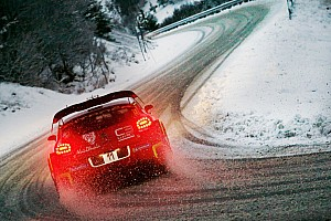 WRC Toplijst De mooiste foto's van de 2018-editie van de Rally van Monte Carlo