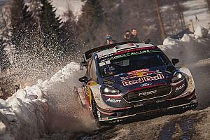 WRC Laporan leg WRC Monte Carlo: Ogier Bukukan kemenangan kelima beruntun