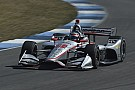 IndyCar IndyCar IMS road course test: Power on top, King stars, Telitz debuts