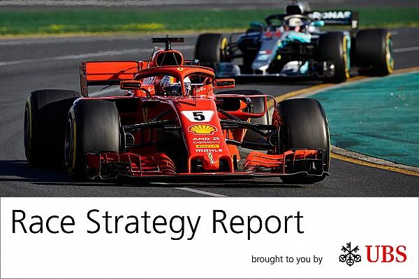 Strategy Report: How Hamilton lost the Australian GP to Vettel