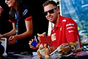 Stop/Go Livefeed Vettel és a 2018-as frizura