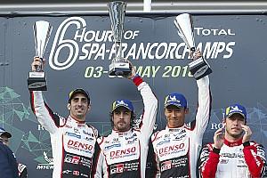 WEC Relato da corrida Após jogo de equipe, Alonso vence em estreia no WEC