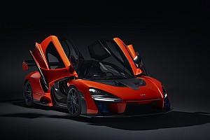 Automotive Nieuws McLaren Senna: uitzinnig eerbetoon aan F1-legende