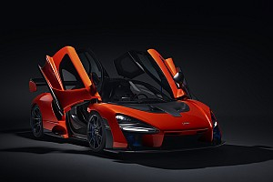 General Galería Un McLaren llamado Senna