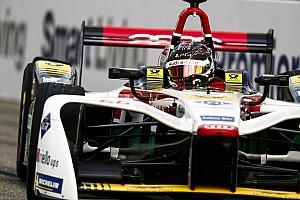 Formula E Reporte de la carrera Abt se encuentra con la victoria tras un grave error de Mortara