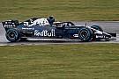Fotogallery: l'esordio in pista della Red Bull RB14 a Silverstone
