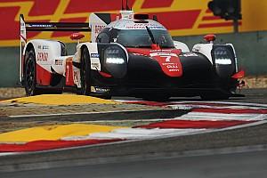WEC Résumé de qualifications Qualifs - Implacable, Kobayashi hisse Toyota en pole!