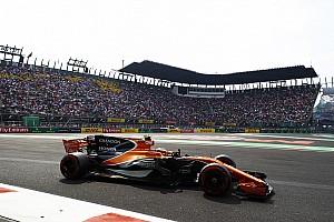 Формула 1 Самое интересное Видео: стартовый прорыв Вандорна в Мексике