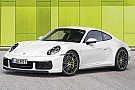 Automotive Electric Porsche 911 officially ruled out for at least 10 years