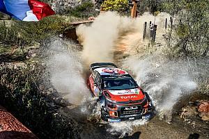 WRC Etappenbericht WRC Rallye Mexiko 2018: Sebastien Loeb übernimmt die Spitze