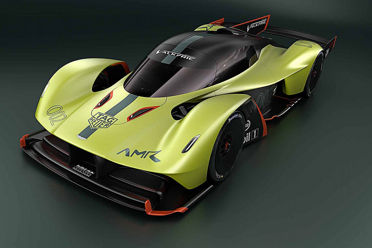 Aston Martin pense à l'hypercar mais ne sacrifiera pas le GT