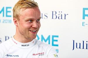 Rosenqvist remplace Wehrlein pour l'E-Prix de Riyad