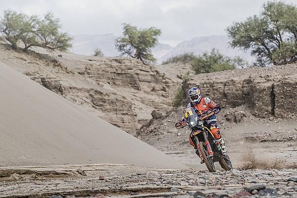 Dakar Dakar cancels Stage 12 for bikes, quads
