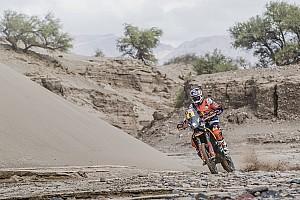 Dakar Breaking news Stage 12 dibatalkan untuk motor dan quad