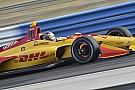 Minimal testing of 2018 IndyCar will hurt us, says Hunter-Reay