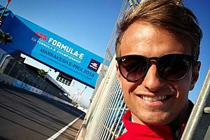 Formula E Motorsport.com hírek Kutya a pályán: Nico Müller volt a leggyorsabb a Formula E-teszten