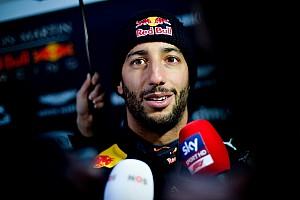 Formel 1 News Daniel Ricciardo: Deadline für Red-Bull-Verhandlungen für 2019