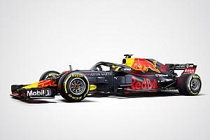 Fórmula 1 Noticias Red Bull presentó su decoración 2018
