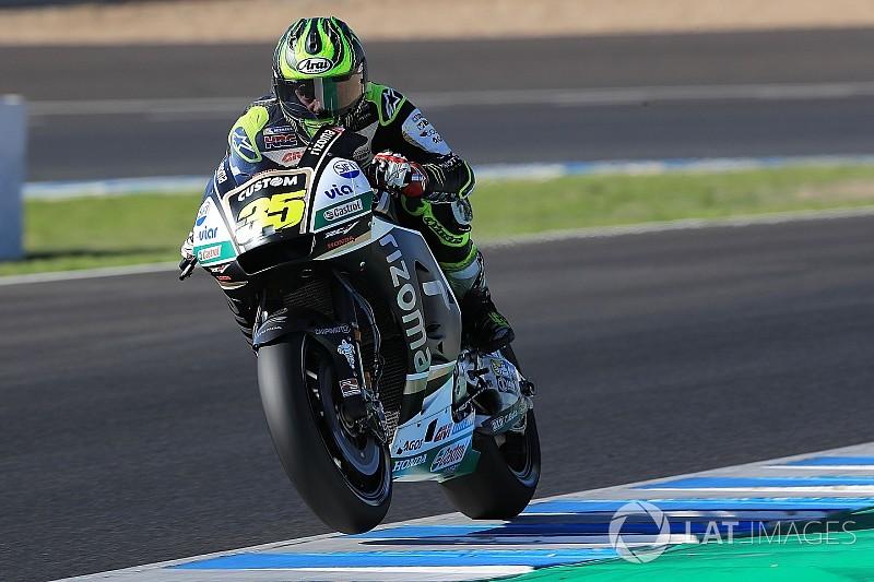 Crutchlow satisfait de ses deux derniers jours d'essais à Jerez