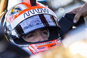 Hinchcliffe tops 11-car IndyCar test at Sebring