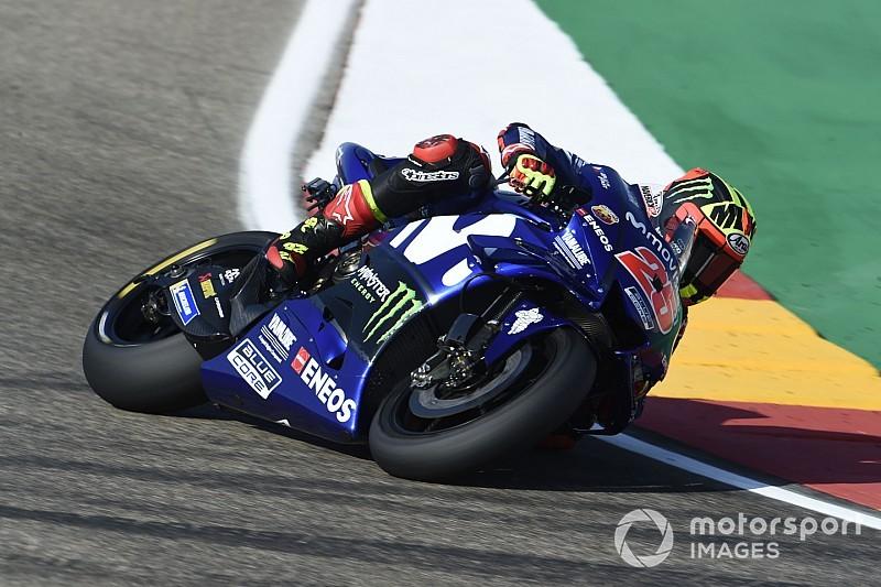"""Viñales teleurgesteld: """"Mijn slechtste race met Yamaha"""""""