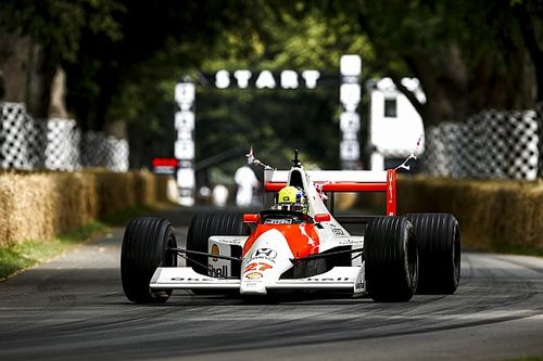 2022 Goodwood Festival Of Speed reverts to June date