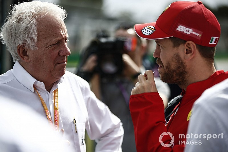 Vettel : Whiting était