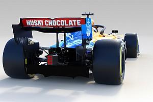 A McLaren az idei autóját sokkal inkább a Renault motorjához tudta építeni