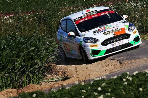 Kolejna Fiesta R2T w mistrzostwach Europy