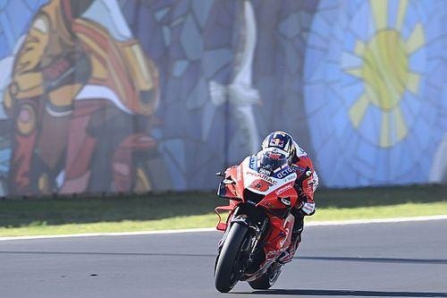 Cinquième sur la grille, Zarco a repris confiance avec la Ducati