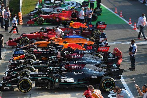 GALERÍA: mejores fotos del día del GP de Italia F1