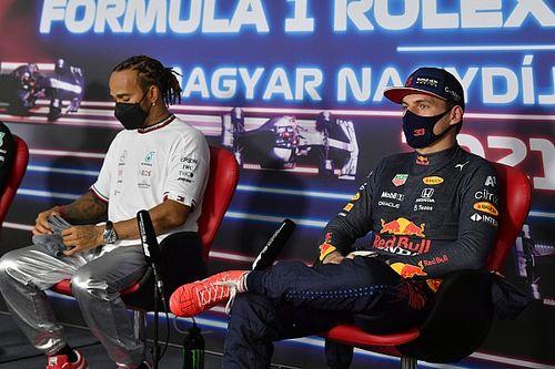 """Verstappen: """"Tenho certeza que sou mais rápido que Hamilton"""""""