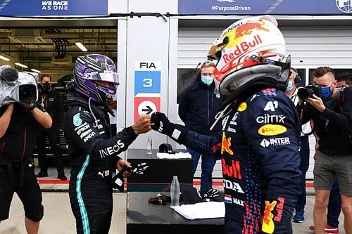 Analyse: Winnaars en verliezers Grand Prix van Rusland