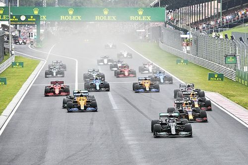 10 things we learned from the F1's 2021 Hungarian Grand Prix