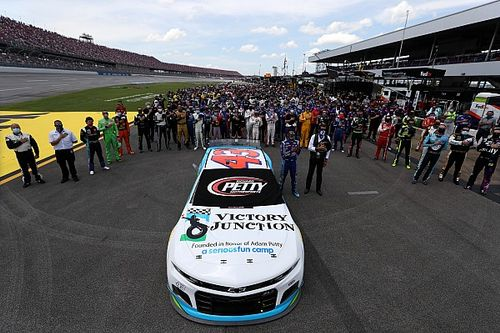 Why NASCAR's support for Wallace was a huge moment for the sport