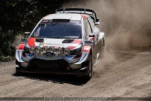 WRC: Kalle Rovanpera spaventa il padre in un test in Finlandia!