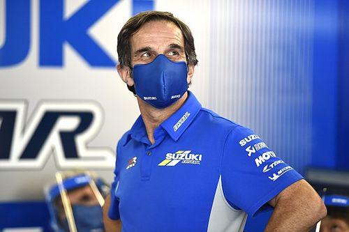 Suzuki confirma la salida de Brivio, que irá a Alpine F1