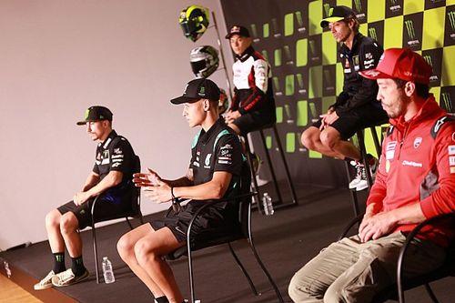 Los pilotos de MotoGP, preocupados tras el positivo en COVID-19 en F1