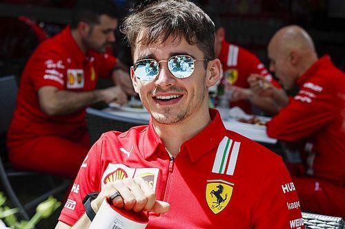 Leclerc scatenato: domani esordirà nel World Rallycross virtuale