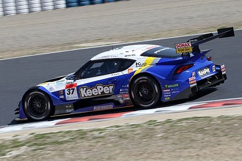 Okayama Super GT: TOM'S on pole as Toyota Supras dominate