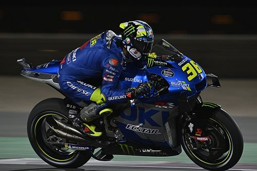 "Mir has to ride MotoGP qualifying laps in ""unnatural"" way"