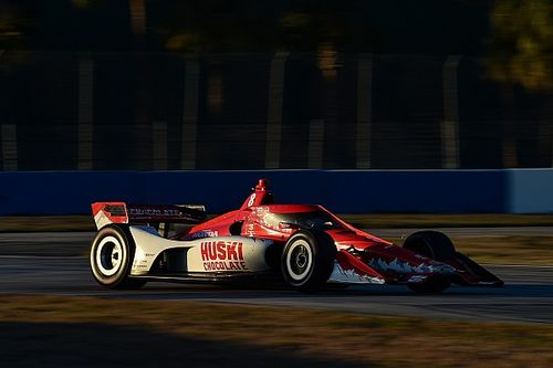 Ericsson targets qualifying improvements, oval breakthrough