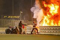 FIA rondt onderzoek crash Grosjean af: Dit veroorzaakte de enorme vlammenzee