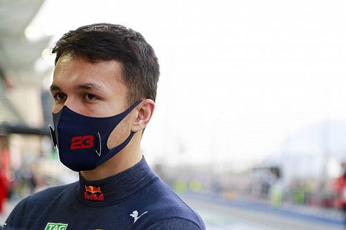 Red Bull: Opciónk van arra, hogy visszatérjen hozzánk Alex Albon!