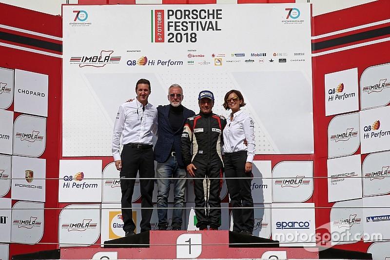 Carrera Cup Italia: anche Montalbano mette la corona a Imola