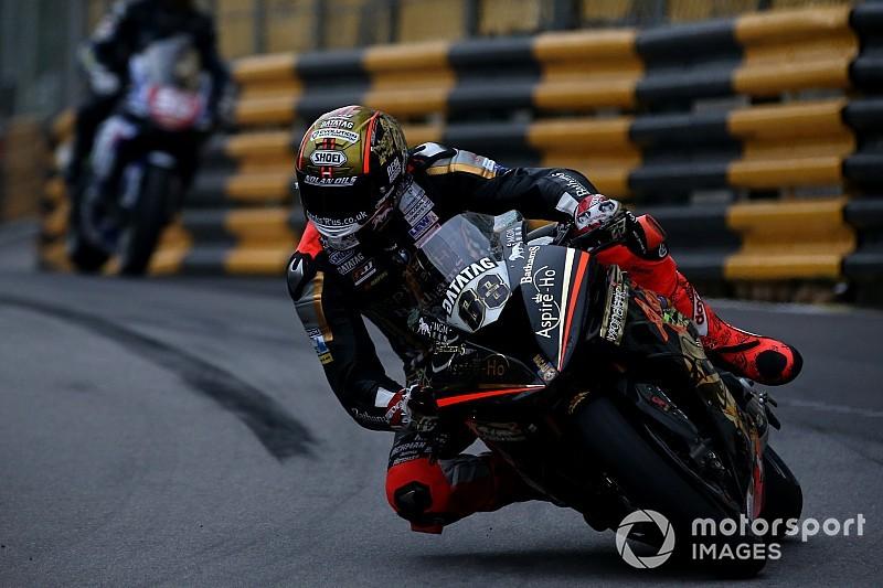 GP di Macao, Qualifica 2 SBK: Peter Hickman si aggiudica la pole