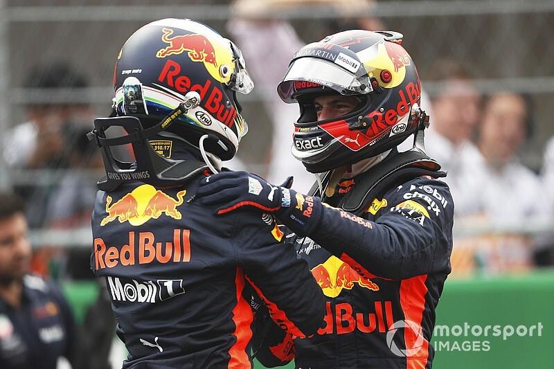 """Red Bull acena para """"pilotagem sincronizada"""" na largada"""