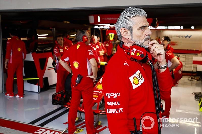 Ferrari aurait décidé de remplacer Arrivabene